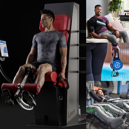 SPORT: Recovery und Athletic Performance