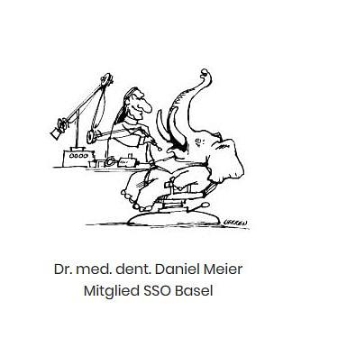 Dr. med. dent. Meier Daniel