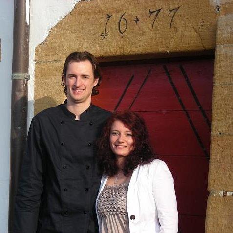 Köche Andreas und Nadja Stöckle © Bieler Tagblatt