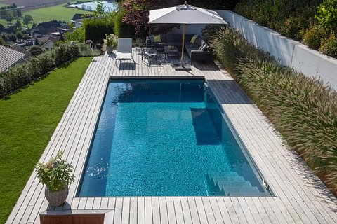 Construction et installation de piscine