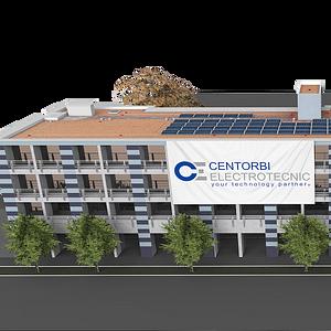 Progetto 3D Impianto Fotovoltaico