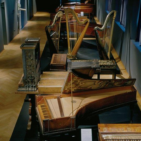Historisches Museum Basel - Musikmuseum