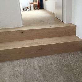 Egli Wohnen AG, Oberaach - Parkett / Teppich