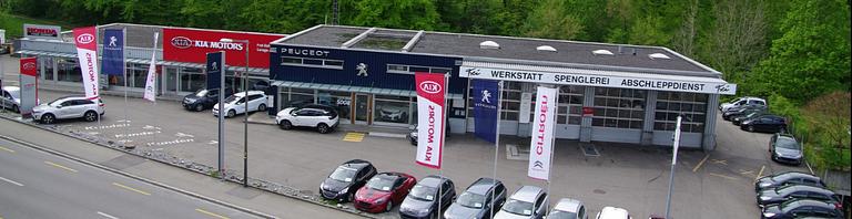 Frei Bahnhof-Garage AG