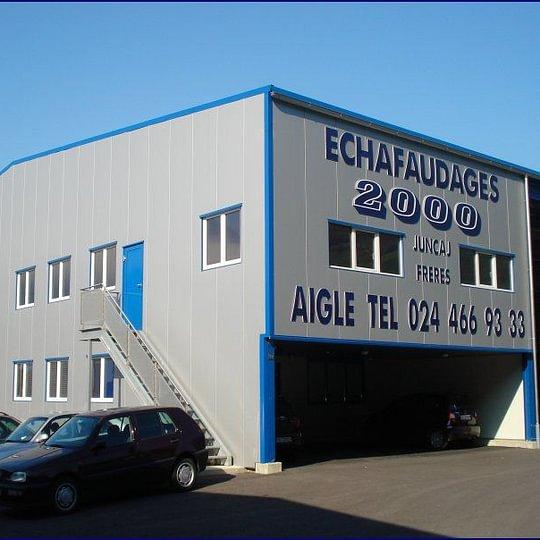 Echafaudages 2000 - Juncaj Frères