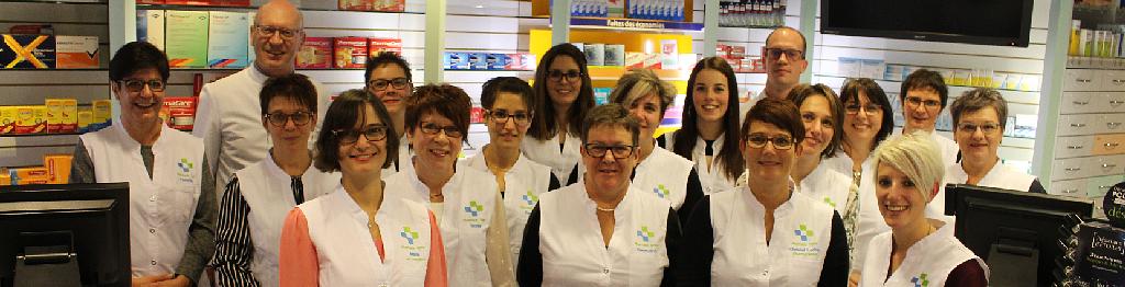 Pharmacie Voirol SA