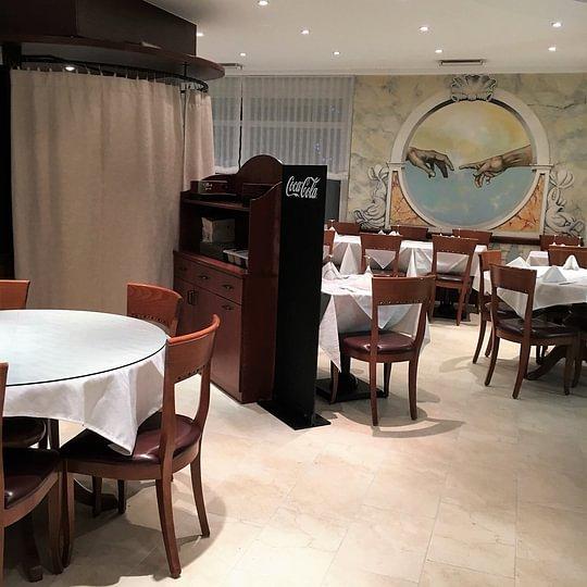 Michelangelo - restaurant italien & pizzeria - Aigle