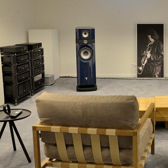 Unser HiFi-Studio