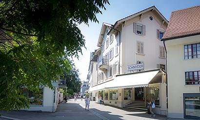 Schnyder Modehaus Wädenswil: Herzlich willkommen!