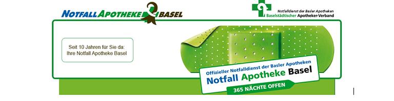 Notfall Apotheke Basel AG