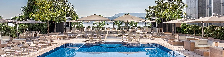 Hôtel Président Wilson, a Luxury Collection Hotel