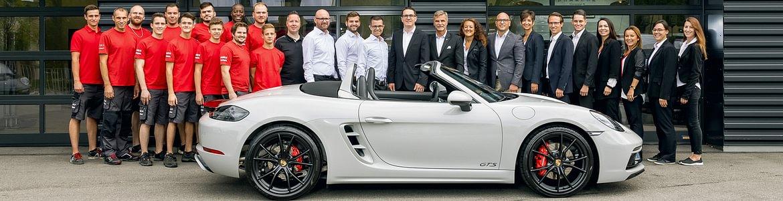 Porsche Zentrum Winterthur