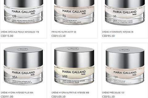 Pflege – Kosmetikprodukte