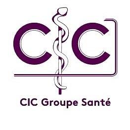 Logo CIC Groupe Santé