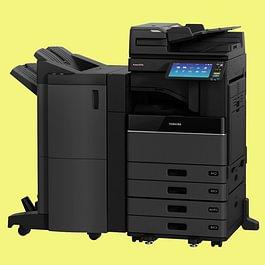 stadler IT GmbH, St. Gallen, IT Lösung, Hardware, Toshibadrucker, Printer, Laserdrucker, Farblaser, Monolaser