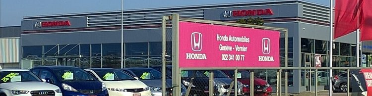 Honda Automobiles Genève-Vernier
