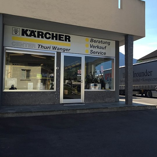 Kärcher Center Thuri Wanger