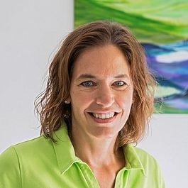 Sterilgutassistentin Judith Köppel