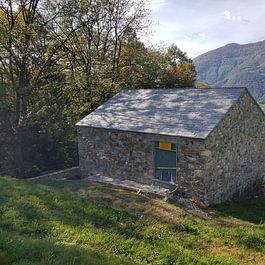 tetto in piode 2000