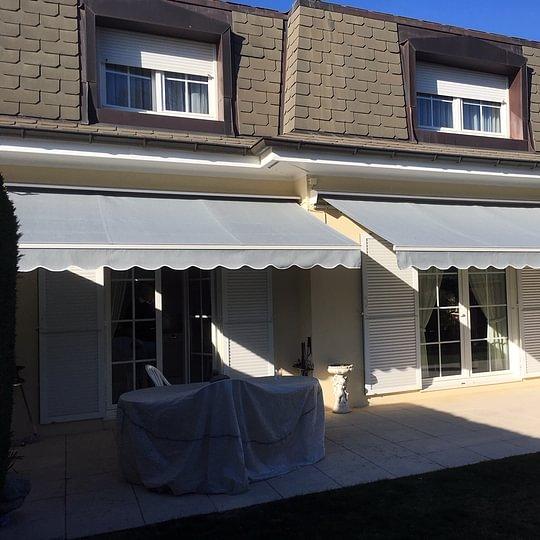 Stores banne toiles tentes solaires/sun protection