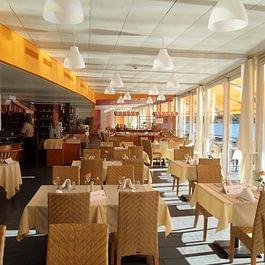 Tresa Bay Hotel - Restaurant nicchie