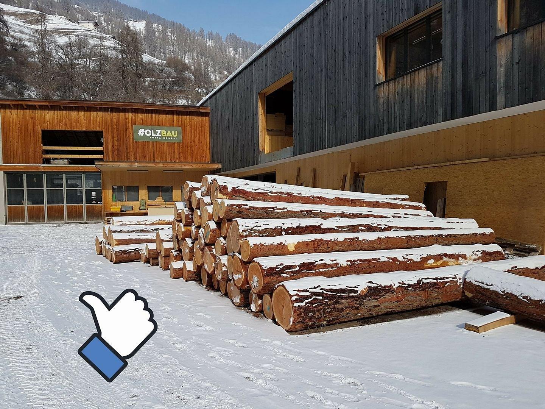 Prächtig Foffa Conrad Holzbau AG in Valchava - Adresse & Öffnungszeiten auf #UK_59
