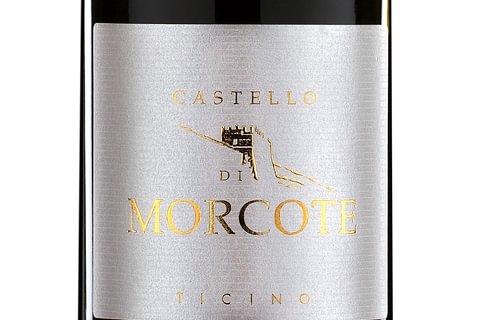 CASTELLO DI MORCOTE BIANCO, Bianco di Merlot Ticino DOC