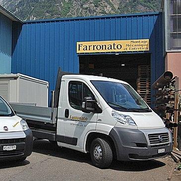 Farronato Montage Mécanique et Révisions