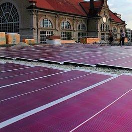 Photovoltaïque - G.Dentan SA