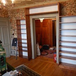 Création d'une armoire sur mesure
