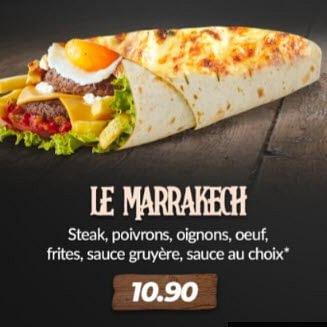 Origin'L tacos et pizza Lausanne