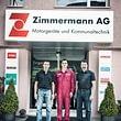 Zimmermann AG Team