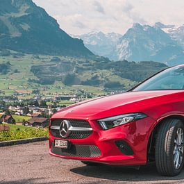 Fahrschul Auto Mercedes