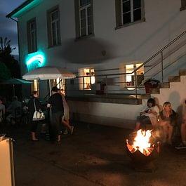 Rampehof Nacht