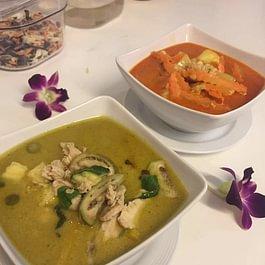 thailändischen Küche