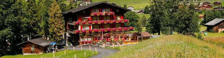 Chalet Restaurant Bodenwald
