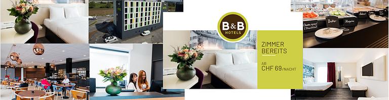 B&B Hotel Zürich Airport