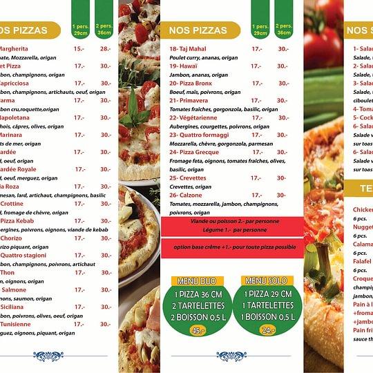 Jet Pizza by les gourmands-disent