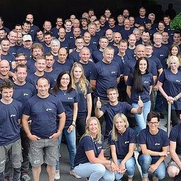 Team Dietsche Montageprofis Kriessern