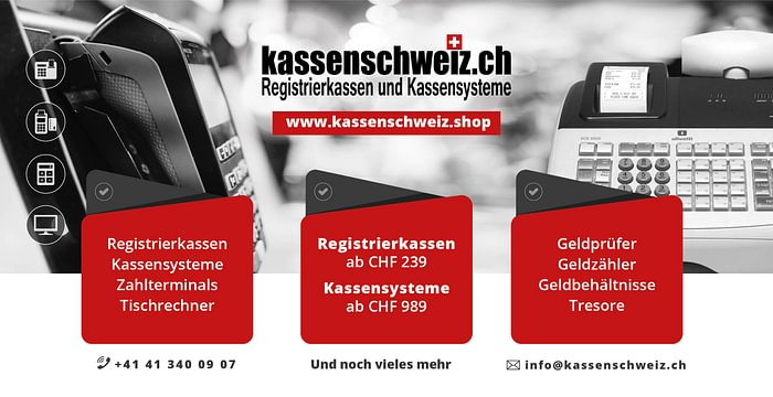 kassenschweiz.ch | Kassensysteme & Zahlterminals