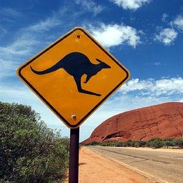 Endlose Weiten in Australien