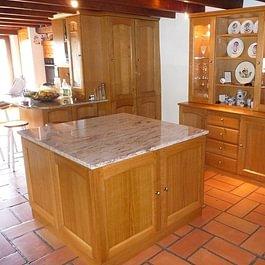 2 meubles pr une cuisine exist.-Ebénisterie Philippe Ducraux-St-Légier