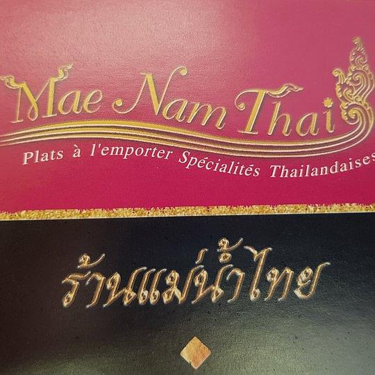 Mae Nam Thaï - Spécialités Thaïlandaises - Montreux