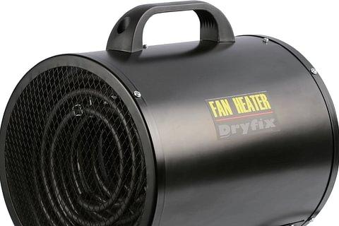 Heizlüfter Dryfix 2-9 kW