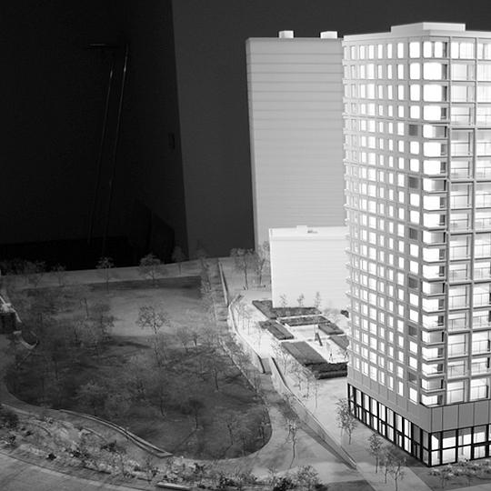 A + I Modellbau AG in Frauenfeld, Architektur- u. Innenausbaumodelle