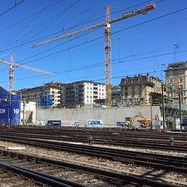 Pierre Bonjour - Ingénieur EPFL-SIA et Géomètre officiel à Pully