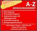 A-Z Reinigungsdienst Holzer-Clausen Silvia GmbH