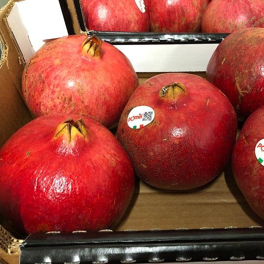 Granatäpfel aus Sizilien