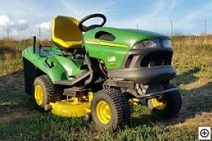 Tracteur John Deere LR175
