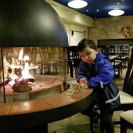 Pizzeria au Petit Grillon